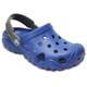 Crocs Swiftwater Clogs Kids Blue Jean/Slate Grey